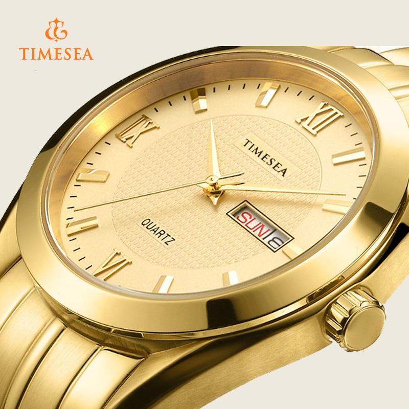 Fashion Stainless Steel Quartz Watch 72325