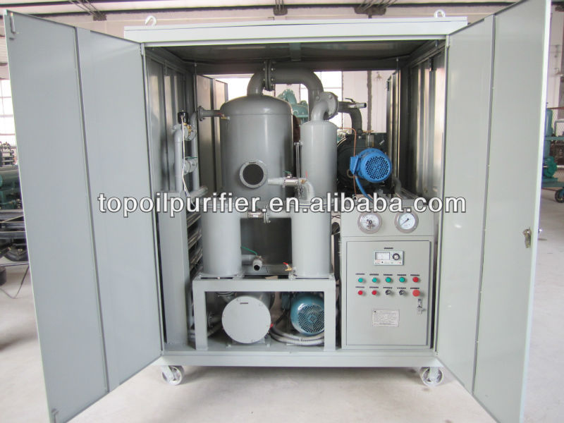 Top Flagship Used Transformer Oil Purifier and Recycling Plant (ZYD)