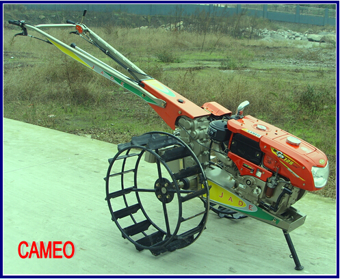 Cp131 7HP-14HP Diesel Cultivator Hand Cultivator Farm Cultivator Water Cooled Cultivator Walking Cultivator Two Wheel Cultivator