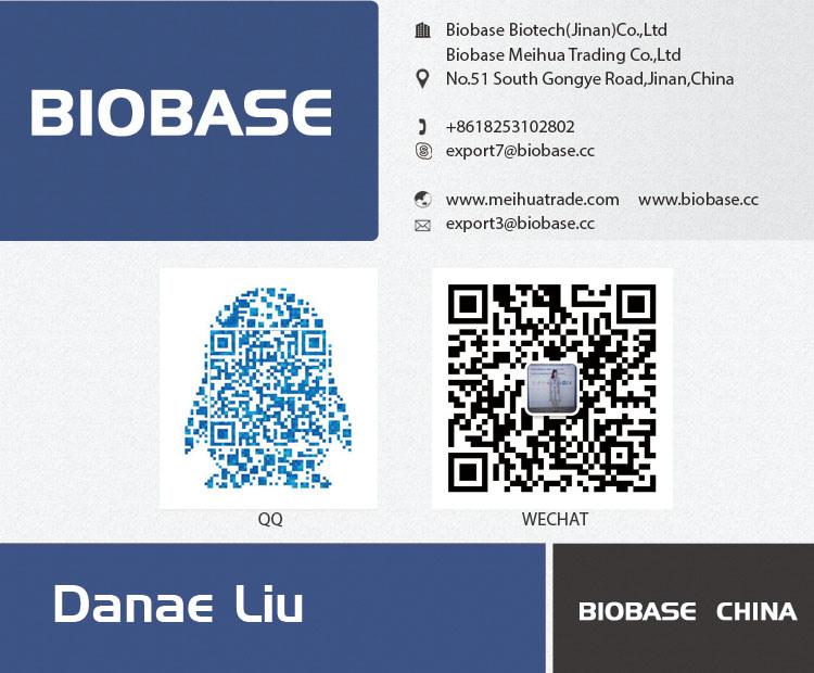 Biobase 2018 Newest Portable Colorimeter Digital Colorimeter