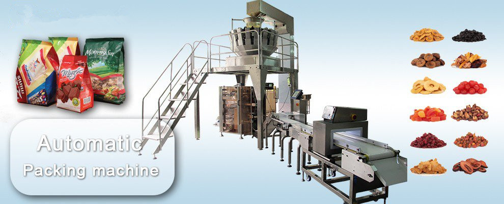 Multi-Function Food Medicine Chemical Packaging Machine