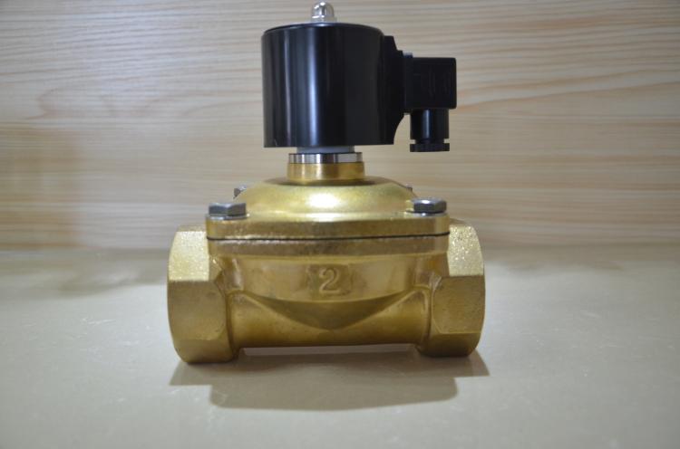 China Manufacturer 220V AC Solenoid Air Valve