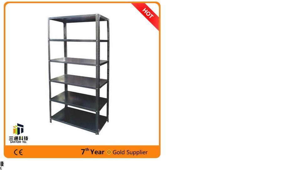 Six Shelf Boltless Rivet Storage Rack