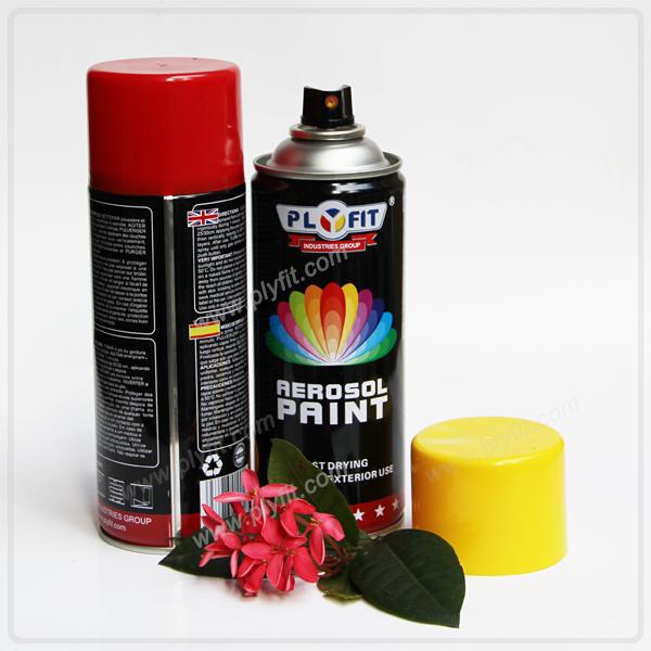Wood Door Fireproof Acrylic Aerosol Spray Paint