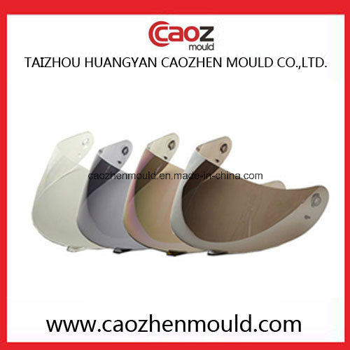 Plastic Visor Mould for Helmet Fitment and Motorcycle Use