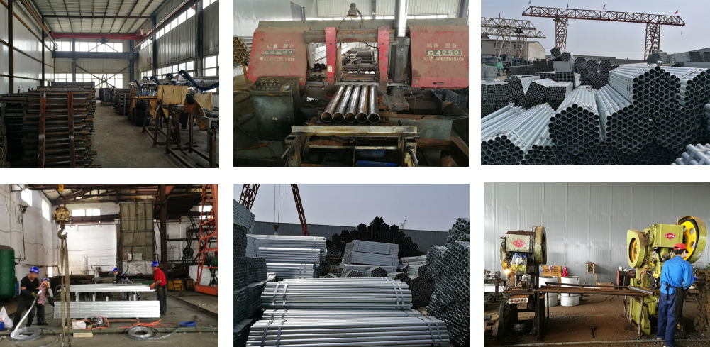 Pre-Galvanized Mild Steel Pipe Weight / Pre-Galvanized Mild Steel Tubular