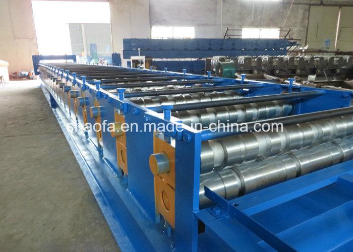 Metal Steel Profile Floor Decking Panel Roll Forming Machine