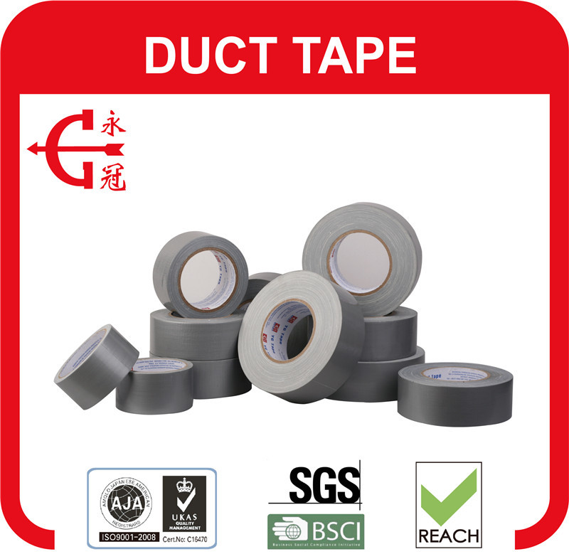 Supply Silver Cloth Duct Tape