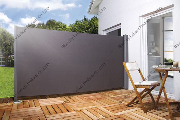 Good Design Retractable Polyester Folding Screen (B700)