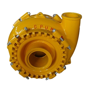 High Pressure Large Flow Centrifugal Gravel Sand Dredging Slurry Pump