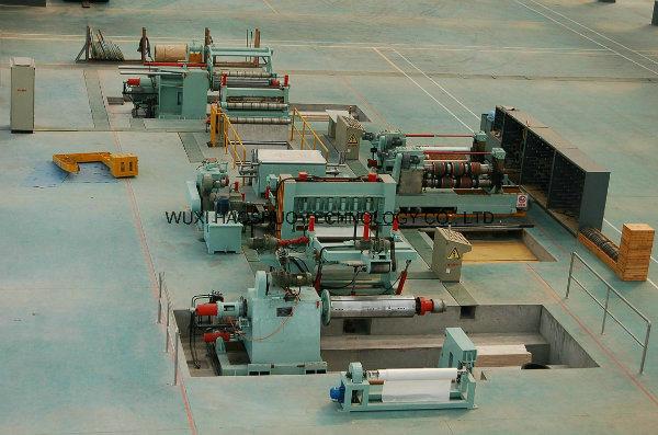 Slitting Machine Line for Large Gauge