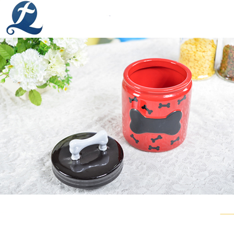 Food Storage Ceramic Jars