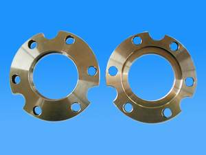 Plastic Covered Flanges Pn10 FF
