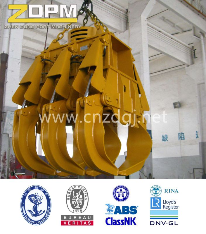 Electric Hydraulic Rectangle Grab China