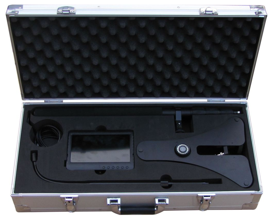 Under Vehicle Inspection System Car Video Surveillance System with 7 Inch Monitor