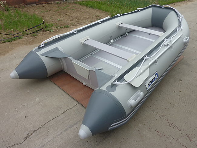 High Speed PVC Material Inflatable Sport Boat