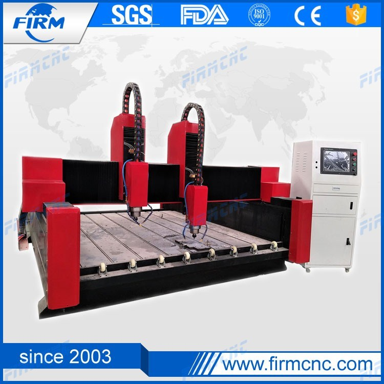 High Quality Wood CNC Router 5.5kw CNC Stone Engraving Machine