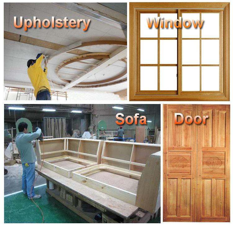 22ga 7116 Upholstery Staple Gun Tacker for Furnituring and So on