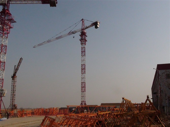 Topkit Tower Crane (QTZ80(5513))