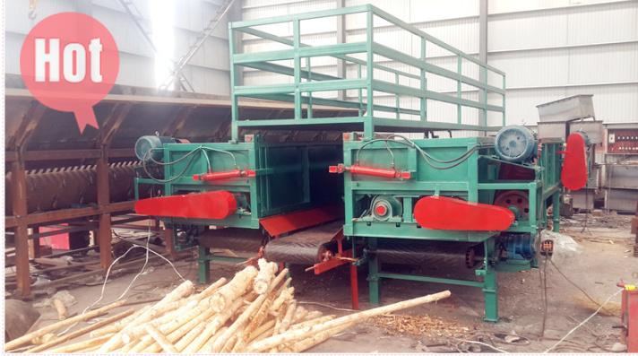 Log Debarker/Wood Peeling Machine/Wood Log Debarker Machine