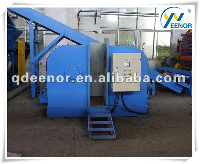 Hardened Reducer Rubber Crumb/Two Roller Style Rubber Crum