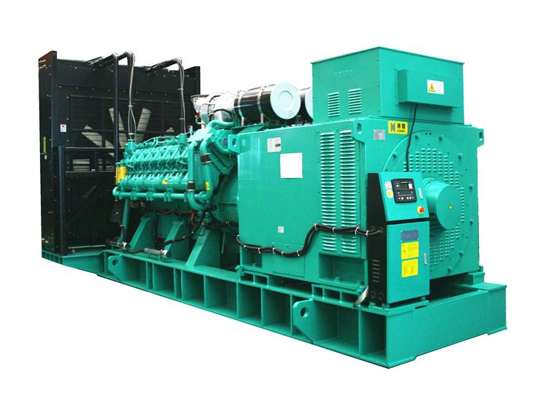 50Hz 1500kw Googol High Voltage Diesel Generator 3kv-11kv
