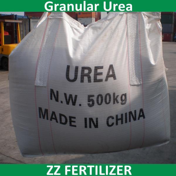Nitrogen Fertilizer Urea (N: 46%) with SGS Test Report