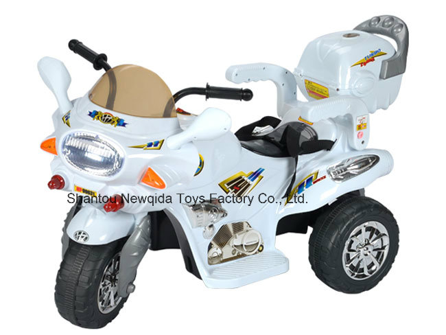3 Wheels 6V Battery Power Remote Control Kids Ride on Motorcycle Toy