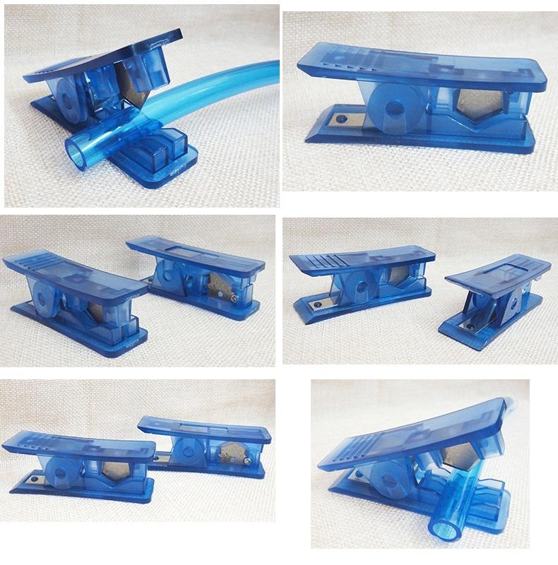 Tc Model Plastic Pneumatic Hose Air Pipe Cutter