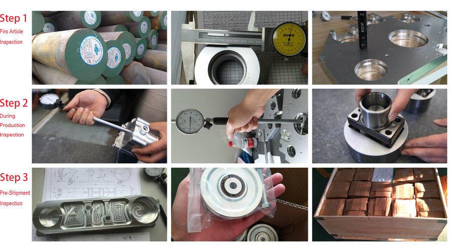 OEM Aluminum CNC Electronic Parts /SGS Certificate/ CNC Machining Parts