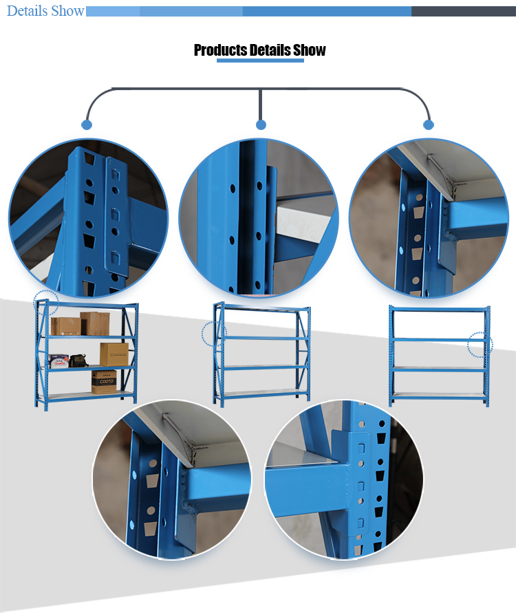 Steel Warehouse Rack
