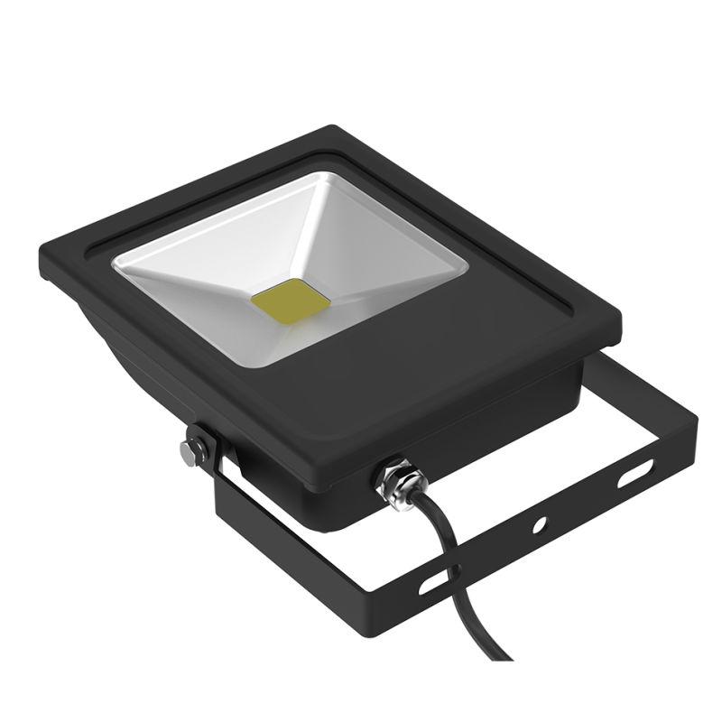 Waterproof IP65 COB 50 W Flood Light DC 12V-24V Slim LED Projector Lamp