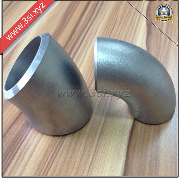 Ss Welded Pipe Fitting Elbow (YZF-PZ121)