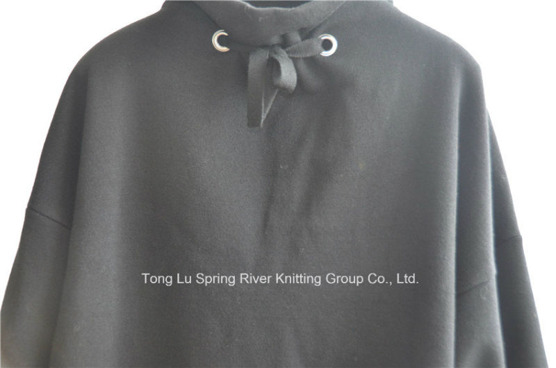 Ladies Wool Acrylic Pullover Long Knit Sweater Garment