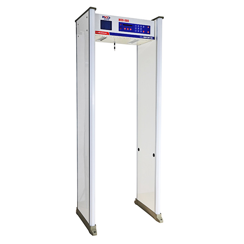 Muti Zones Kinds of Walkthrough Metal Detectors (MCD-800)