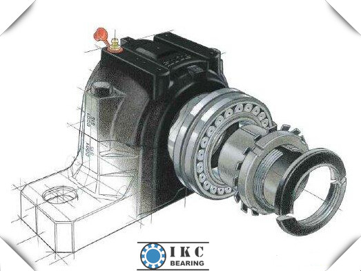 Ikc Shaft Diameter Bore-90mm Split Plummer Block Bearing Housing Snl518-615, Snl 518-615, Snl218, Snl Sn Snv 218, Snl518, 518 Equivalent SKF