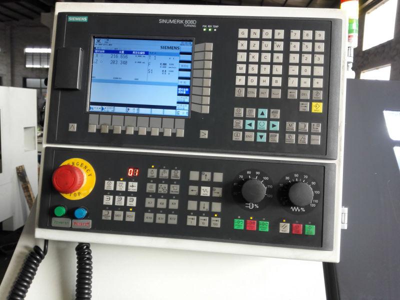 High Quality Automatic Turning Machine