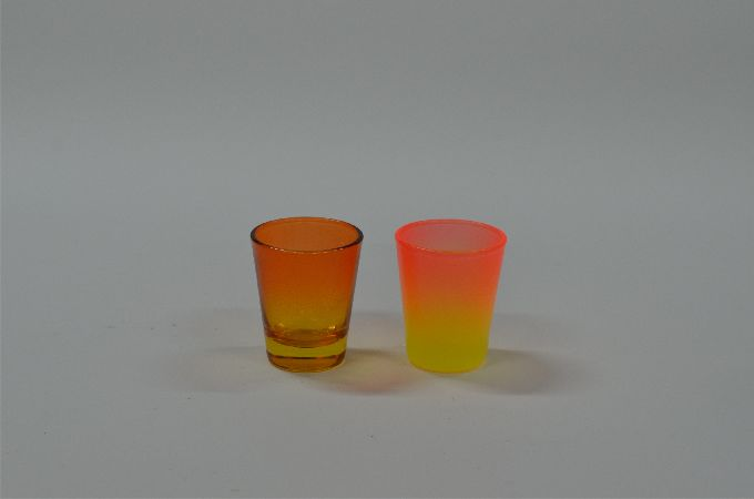 Color Change Glass Cup