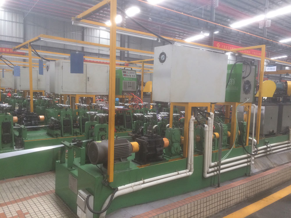 Stainless Steel Pipe Making Machine Welding Machine