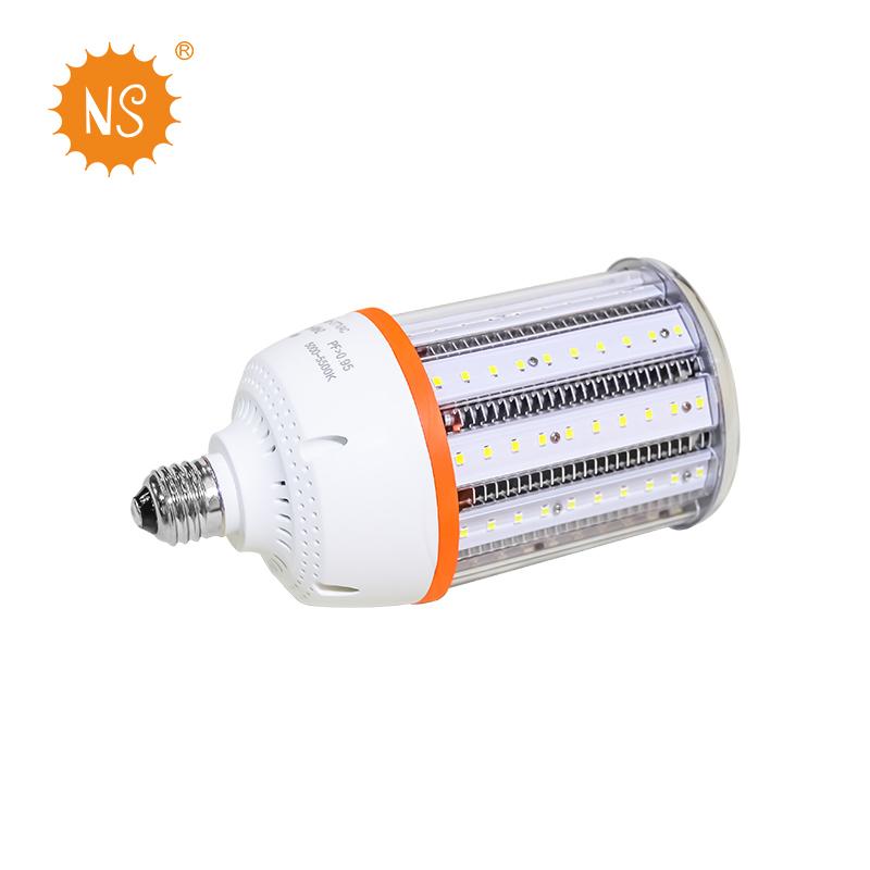40W Warehouse Lighting Bollad Retrofit Light LED Corn Lamp IP64