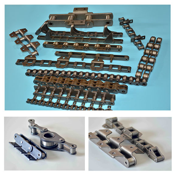 a Serices Roller Chain for Conveyor Equipment 40-2