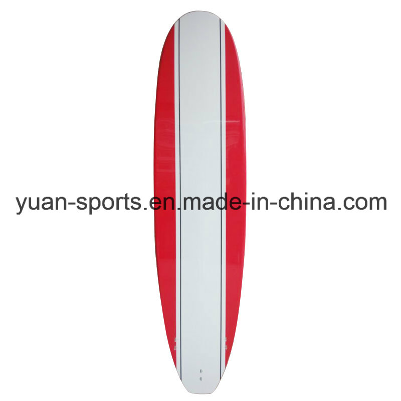 High Quality Australia Imported PU Blank Long Surfboard