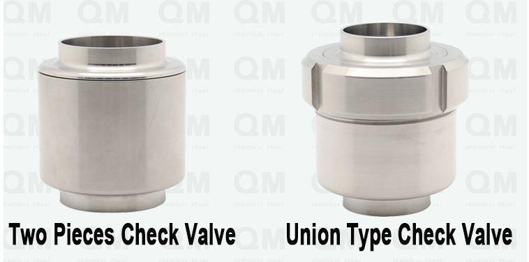 Clamp Type Middle Pressure Non-Return Valve Check Valve