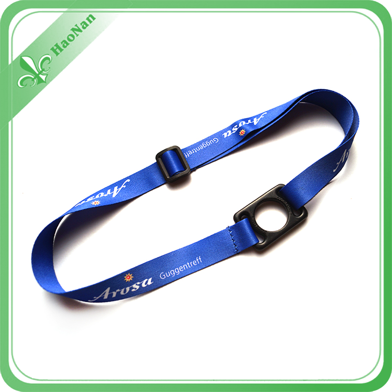 Promotional Cheap Water Bottle Holder Lanyard Customized with Your Logo