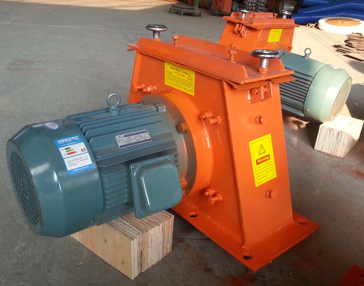 Shot Blast Cleaning Machine Crawler Abrator