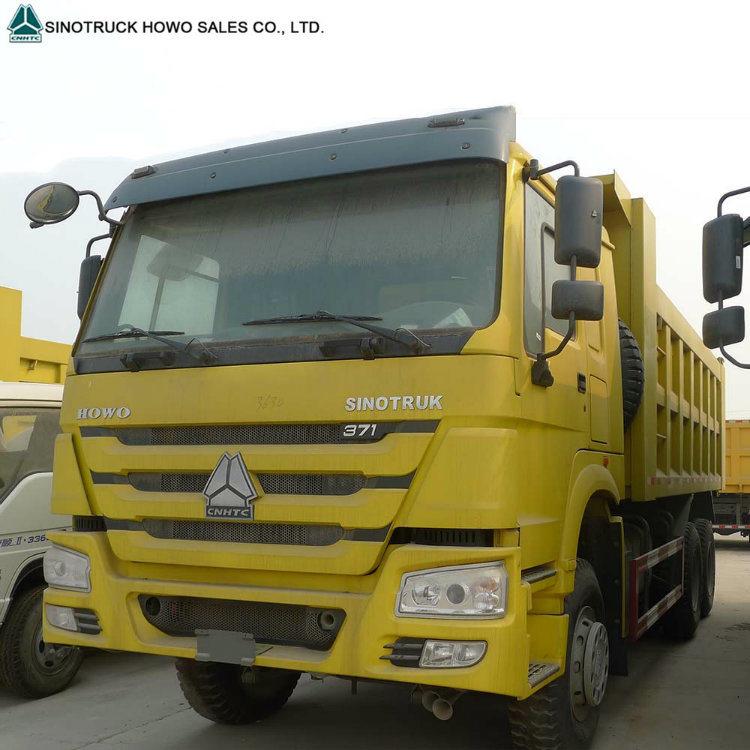 Sinotruk HOWO Heavy Duty Dumper Dump Tipper Truck
