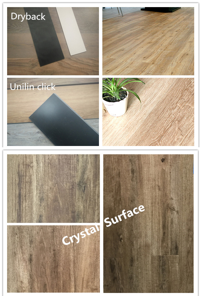 Popular Vinyl Flooring Glue or Dry Back PVC Vinyl Floor