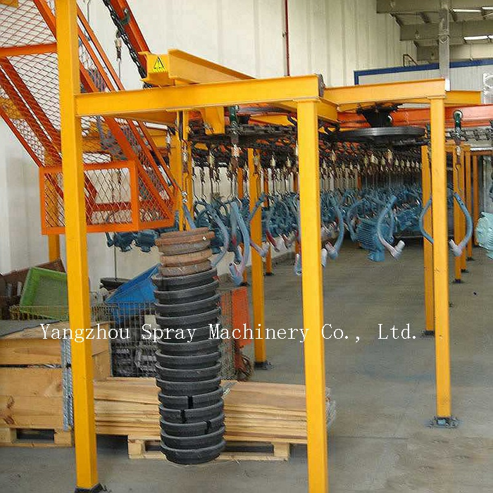Yangzhou System for Motor Painting Line