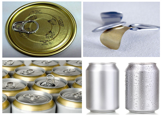 Food Grade Packing Aluminum Coil for Beverage Can Body Cover Lid
