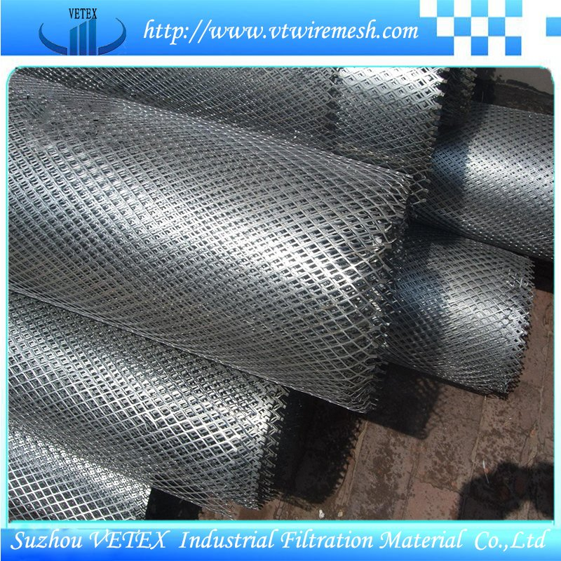 Stainless Steel Expanded Wire Mesh Used in Decoration